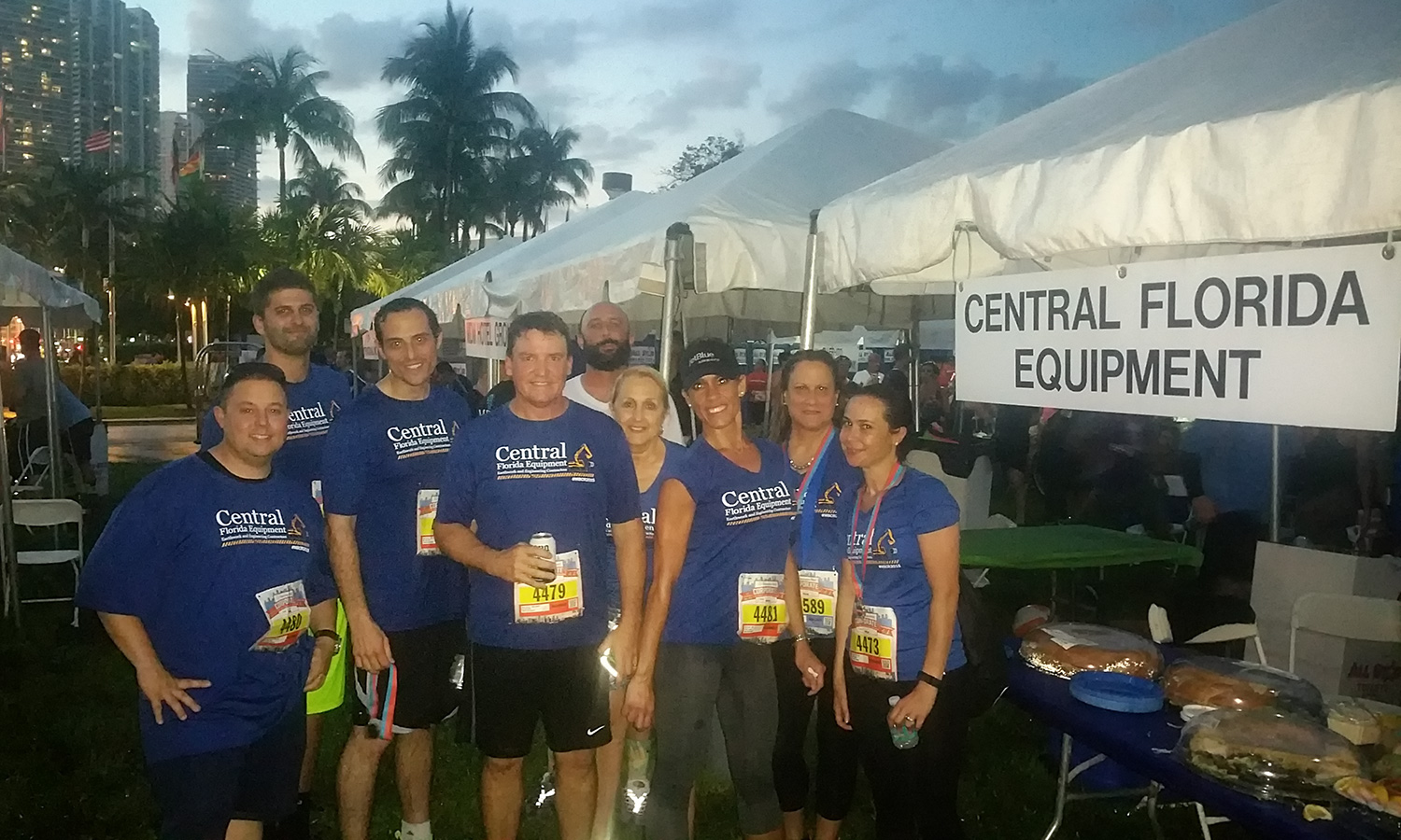 Mercedes Benz Run :: Team CFE